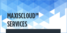 MaxisCloud™-Services